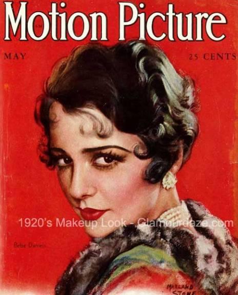 1920s-Flapper-Makeup-Bebe-Daniels